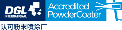 DGL Accredited Powder Coater